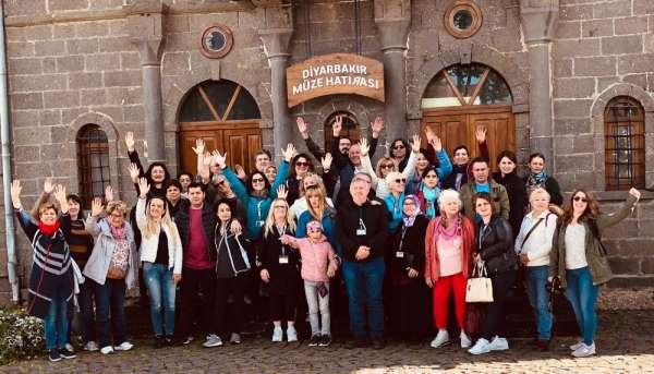 Diyarbakır, Avrupa tur operatörlerinin de gözdesi