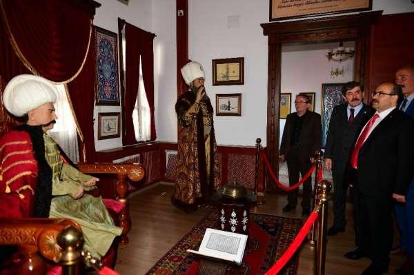 Kanuni Sultan Süleyman Han doğumunun 524. yılında Trabzon'da anıldı