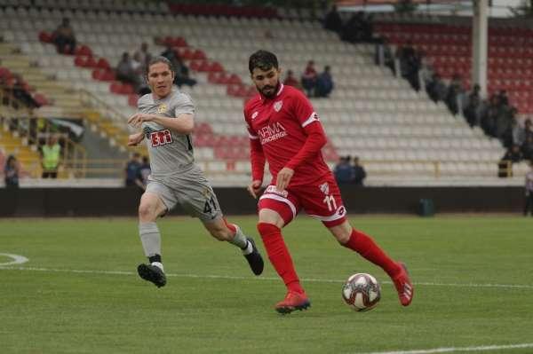 Spor Toto 1. Lig: Boluspor: 3 - Eskişehirspor: 2