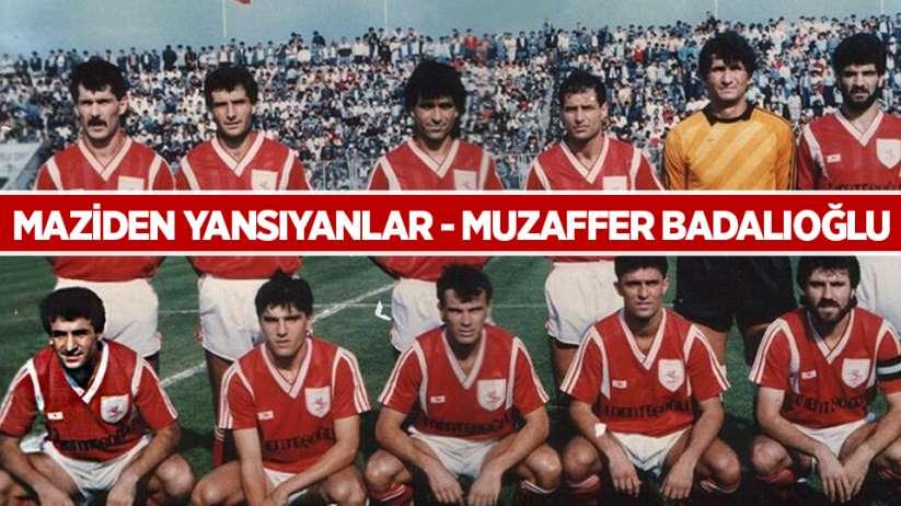 Maziden Yansıyanlar - Muzaffer Badalıoğlu