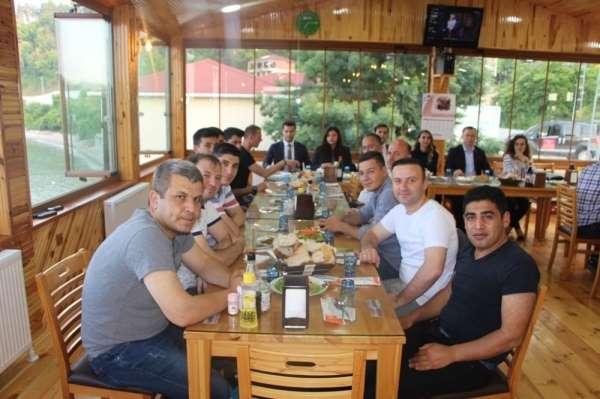 Türkeli'de Jandarma Teşkilatı'nın 180 Kuruluş Yıldönümü etkinlikleri