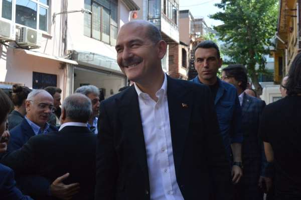 İçişleri Bakanı Süleyman Soylu :'En ufak bir kaza sizi nasıl etkiliyorsa bu bili