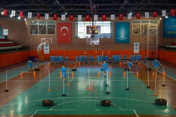 Sancaktepe Belediyesi Spor Okulları, 25 branşta eğitim veriyor