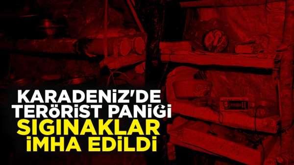 Karadeniz'de PKK'ya operasyon son dakika!