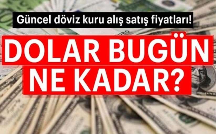 Dolar kuru ne kadar, kaç TL? 17 Ağustos dolar ve euro kuru