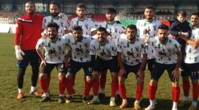 Diyarbakırspor sezonun ikinci yarısına flaş galibiyetle başladı