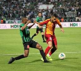 Galatasaray ile Denizlispor 40. randevuda