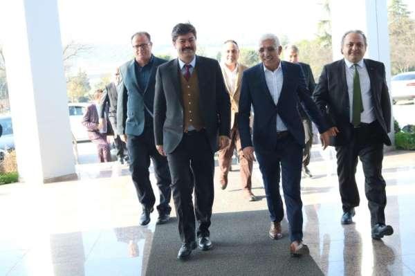 Genel Müdür Erkan: 'Marmarabirlik kooperatifçiliğin örnek kuruluşudur'