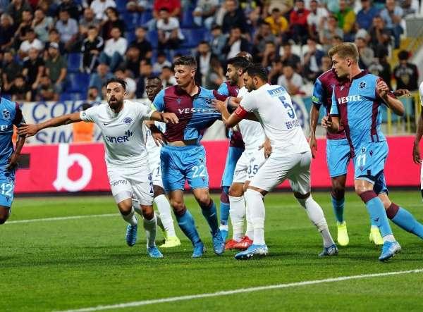 Kasımpaşa, Trabzonspor ile 22. randevuda