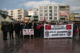 Kilis'e roketli saldırının yıl dönümü