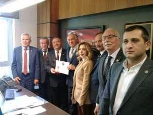 Muğla Ziraat Odaları, çiftçilerin sorunları için Ankara'da