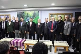 Şalpazarı Ağasarlılar Derneği yoğun katılımla açıldı
