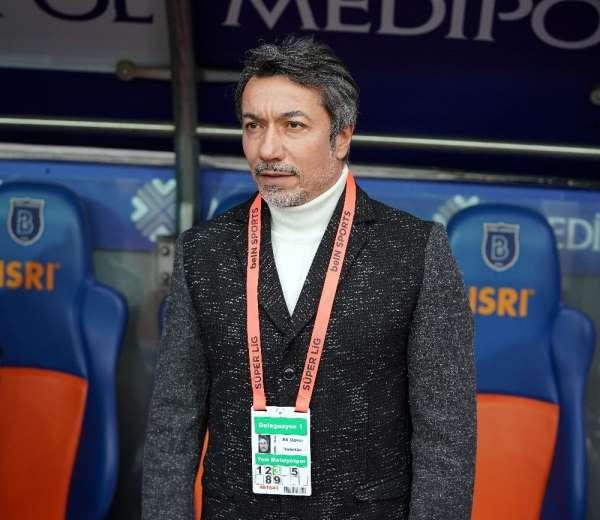 Süper Lig: Medipol Başakşehir: 1 - Yeni Malatyaspor: 0 (Maç devam ediyor)