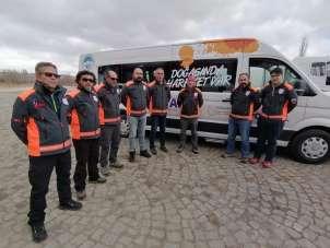Türkuaz arama kurtarma ekipleri üniversiteli Gülistan'ı aramak için Tunceli'ye g