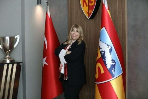 Kayserispor'un transfer tahtası açıldı