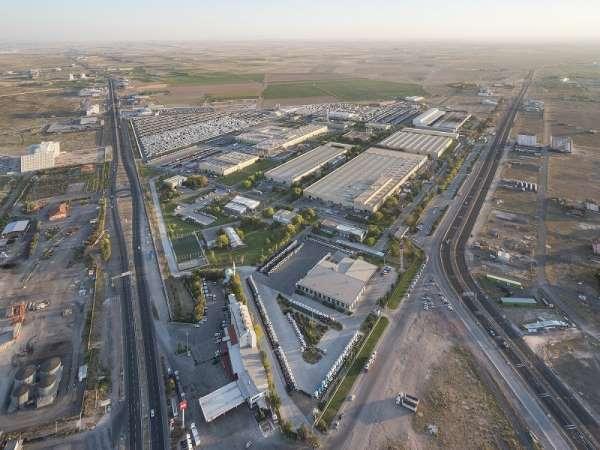 Mercedes-Benz Türkten 1 milyar euroluk ihracat