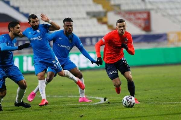 Süper Lig: Kasımpaşa: 0 - BB Erzurumspor: 1 (İlk yarı)