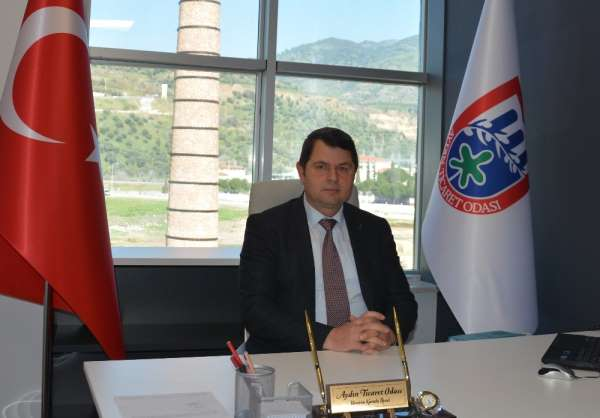 Başkan Tuna 'Türkiye'de 320 bin aile geçimini zeytincilikten sağlıyor'