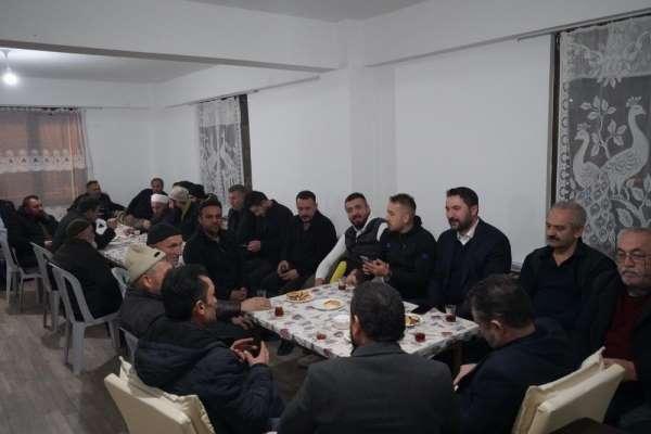 Turhal'da kültürel mahalle toplantısı