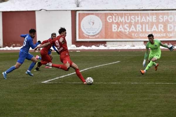 2. Lig Beyaz Grup: Gümüşhanespor: 2 - Ankara Demirspor: 3