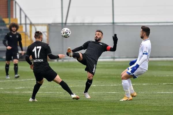 2. Lig Beyaz Grup: Manisa FK: 1 - Niğde Anadolu FK: 0
