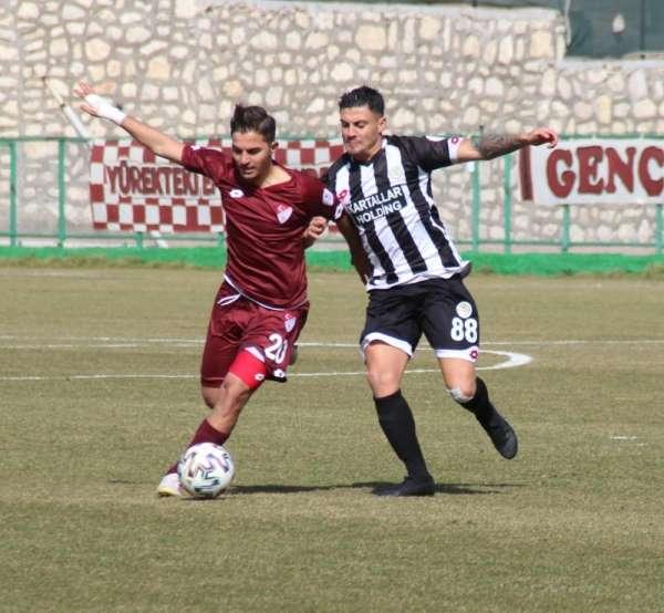 2. Lig Kırmızı Grup: Elazığspor: 1 - Etimesgut Belediyespor: 4