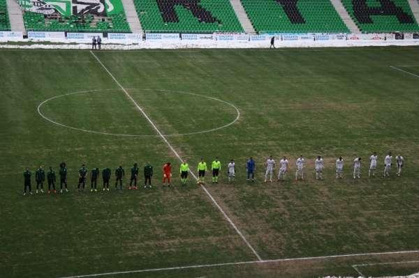 2. Lig Kırmızı Grup: Sakaryaspor: 1 - Van Spor FK: 1