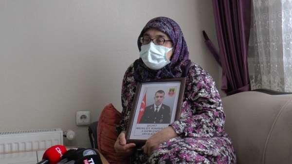 Büyükşehir Belediye Başkanı Büyükerşen, şehit annesini aramamış
