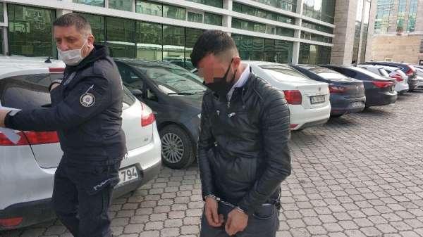 Kemençe çalan hırsız tutuklandı