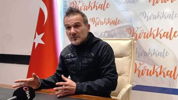 Kırıkkale BAda teknik direktör Erman Güraçar istifa etti