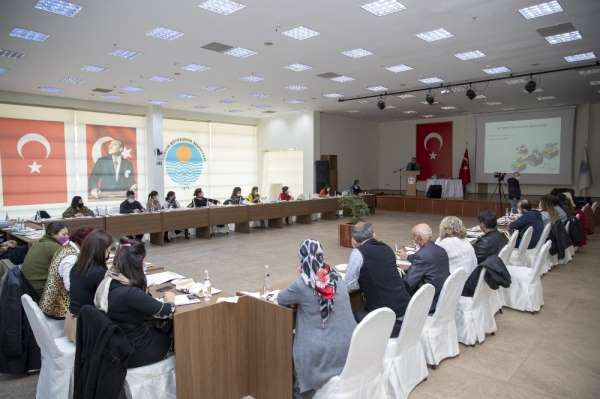 Mersin'de 'sürdürülebilir kooperatifçilik eğitimi'