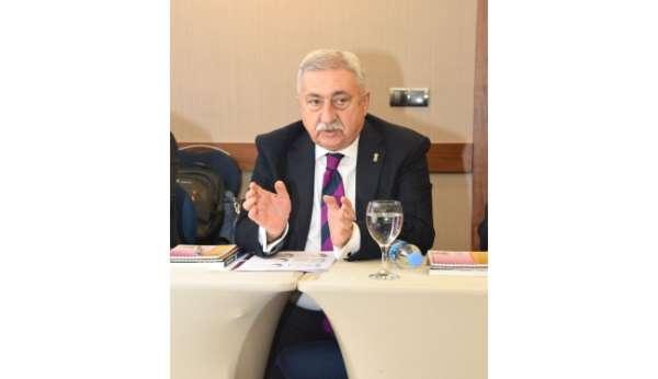 TESK Genel Başkanı Palandöken: 'Esnafımıza faizsiz ve 6 ay geri ödemesiz ayağa kalkış kredisi verilmeli'