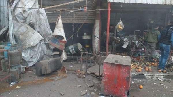 PKK/YPG'den Afrin'e hain saldırı: 3 ölü, 9 yaralı