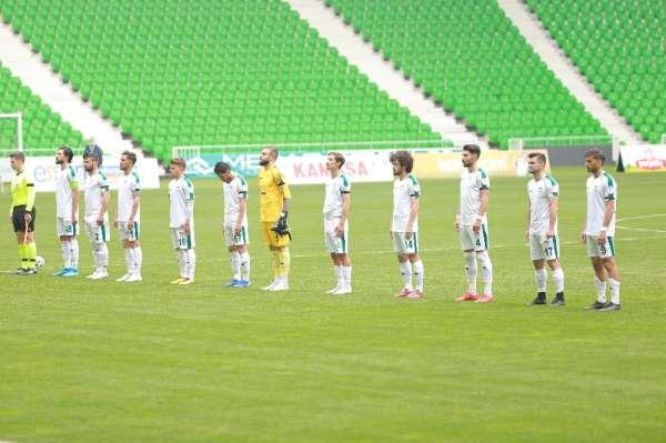 2. Lig: Sakaryaspor: 1 - Kırşehir Belediyespor: 1
