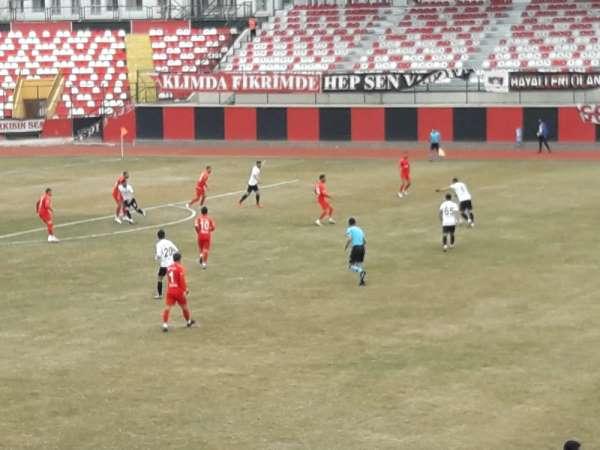 2. Lig: Vanspor FK: 2 - Pendikspor: 0