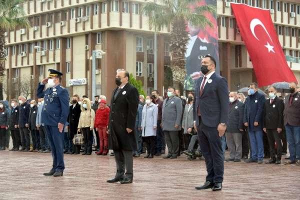 Aliağada 18 Mart Çanakkale Şehitleri anıldı