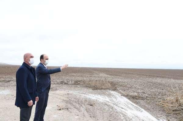 Başkan Altay: Atıl durumdaki tarım alanlarını ekonomiye kazandırıyoruz