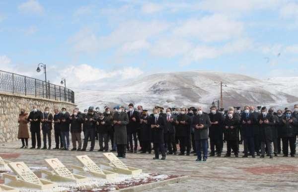 Bayburtta 18 Mart Çanakkale Zaferi ve Şehitleri Anma Günü
