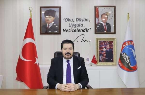 Belediye Başkanı Savcı Sayanın 18 Mart Çanakkale Zaferi ve Şehitleri Anma Günü Mesajı