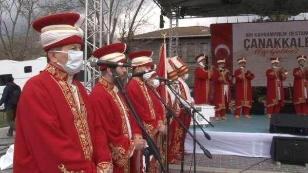 Beykozda Çanakkale Şehitleri saygıyla anıldı