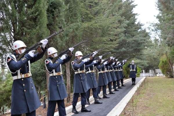 Bilecikte 18 Mart Şehitleri Anma Günü ve Çanakkale Deniz Zaferinin 106ıncı yıl dönümü töreni