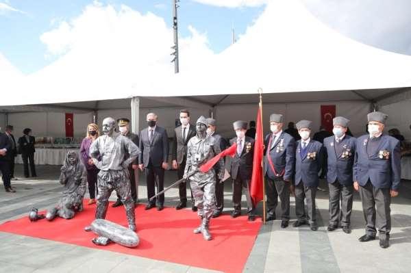 Bodrumda Çanakkale Deniz Zaferinin 106. Yılı ve Çanakkale Şehitlerini Anıldı