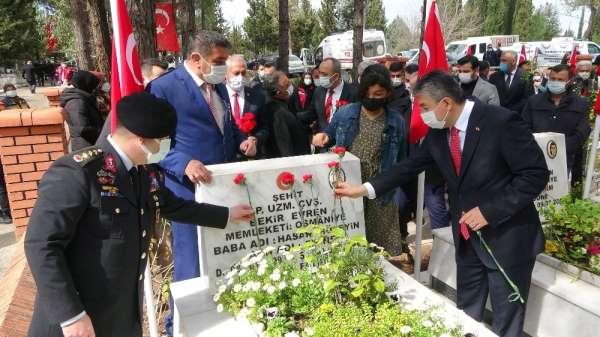 Çanakkale şehitleri Osmaniyede dualarla anıldı