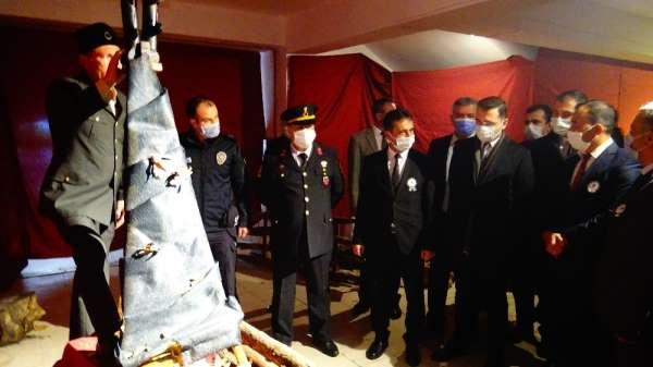 Ermenekte 18 Mart Çanakkale Zaferi ve Şehitleri Anma Günü