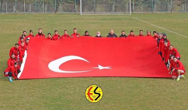 Eskişehirspor, 18 Martı unutmadı