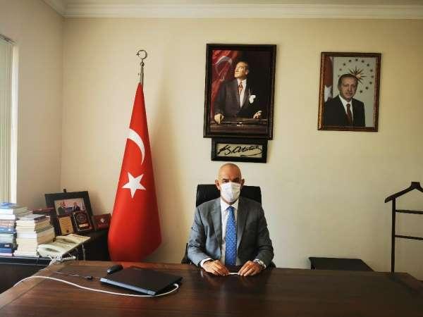 Kaymakam Aksoyun 18 Mart Çanakkale Zaferi ve Şehitleri Anma Günü mesajı