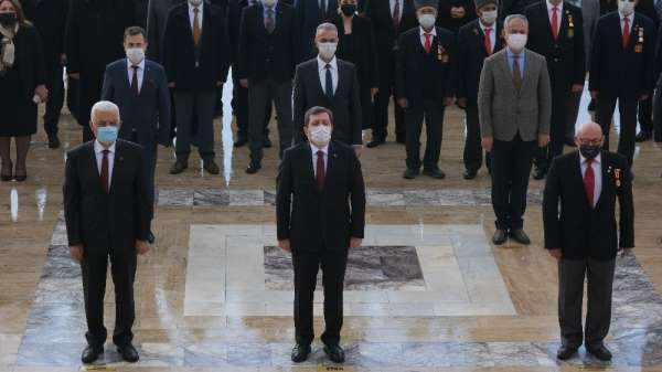 Muğlada, 18 Martın yıl dönümünde şehitler anıldı