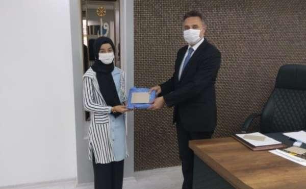 On Kıta Bir Vatan İlelebet İstiklal temalı yarışmada ödüller verildi