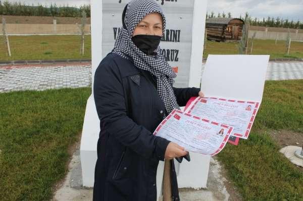 (Özel) Gidip de dönemeyen 320 şehit için anıt yapıldı