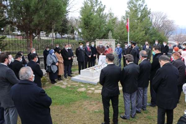Safranboluda Çanakkale şehitleri dualarla anıldı